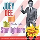 joey dee and the starlight's - starbright CD 2-discs 1999 demon westside 46 tracks used mint