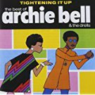 best of archie bell & the drells - tightening it up CD 1994 rhino 20 tracks used mint