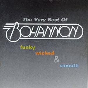 bohannon - very best of bohannon CD 1995 rhino 14 tracks used mint