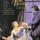 puccini - la boheme - metropolitan opera DVD 1998 pioneer stereo color 141 minutes used mint