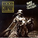 bad company - here comes trouble CD 1992 atlantic taco 11 tracks used mint