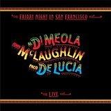 di meola + mclaughlin + de lucia - friday night in san francisco live CD 1981 CBS sony japan