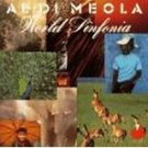 al di meola - world sinfonia CD 1991 tomato 10 tracks used mint