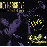 roy hargrove - of kindred souls CD 1993 novus BMG Direct 11 tracks used mint