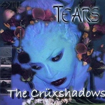 cruxshadows - tears CD 2001 dancing ferret discs 7 tracks used mint