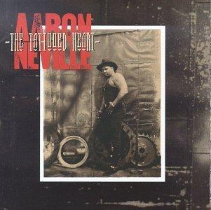 aaron neville - tattooed heart CD 1995 A&M 13 tracks used mint