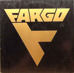 fargo - F CD 1982 EMI 2003 high Vaultage 14 tracks used mint