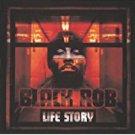 black rob - life story CD 2000 bad boy 21 tracks used mint
