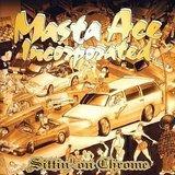 masta ace incorporated - sittin' on chrome CD 1995 delicious vinyl rhino 16 tracks used mint