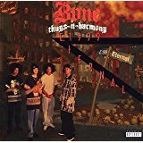 bone thugs-n-harmony - e 1999 eternal CD 1995 ruthless 17 tracks used mint