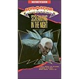 krokus - screaming in the night VHS 1986 RCA arista 7 tracks 31 minutes used