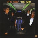 the who - it's hard CD 1982 MCA 12 tracks used mint