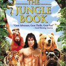 rudyard kipling's jungle book - jason scott lee DVD 2002 disney 111 minutes used mint
