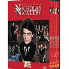 life and adventures of nicholas nickleby - roger rees DVD 4-discs 2002 A&E 540 mins used mint