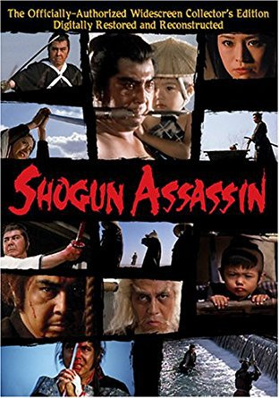 shogun assassin DVD 2006 animeigo 85 minutes color