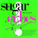 sugarcubes - life's too good CD 1988 elektra 17 tracks used mint