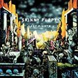 skinny puppy - last rights CD 1992 nettwerk capitol 10 tracks used mint