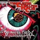 electric hellfire club - witness the millennium CD 2000 deadline 10 tracks used mint