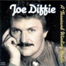 joe diffie - a thousand winding roads CD 1990 epic 10 tracks used mint