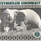 cyberflesh conspiracy - various artists CD 1992 if it moves 16 tracks used mint