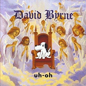 david byrne - uh-oh CD 1992 sire 12 tracks used mint