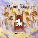 david byrne - uh-oh CD 1992 sire 12 tracks used mint