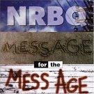 NRBQ - mess age CD 1994 rhino 13 tracks used mint