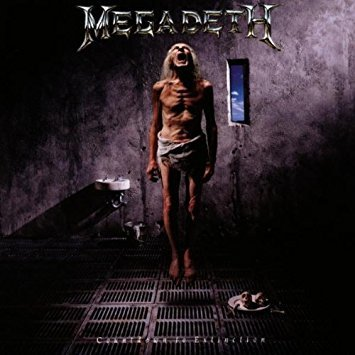 megadeth - countdown to extinction CD 1992 capitol combat 11 tracks used mint