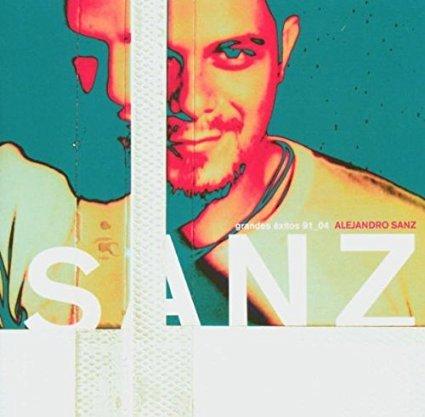 alejandro sanz - grandes éxitos 91_04 CD 2-discs 2004 warner EU 29 tracks used mint