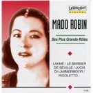 mado robin - ses plus grands roles CD 1995 delta laserlight classics 10 tracks used mint