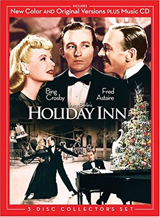 holiday inn - 3-disc collector's set 2DVDs + CD 2008 universal used