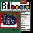 billboard greatest christmas hits - 1955 - present CD 1989 rhino 10 tracks used mint