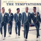 my girl - the very best of the temptations CD 2-discs 2002 motown used mint