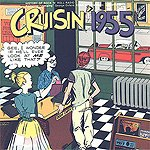 "cruisin' 1955 with ""jumping"" george oxford CD mono 1987 design records 26 tracks used mint"
