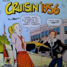 cruisin' 1956 with robin seymour CD mono 1987 design records 30 tracks used mint