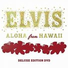 elvis presley - elvis aloha from hawaii deluxe edition DVD 2-discs 2004 RCA used mint