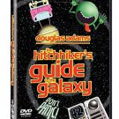 hitchhiker's guide to the galaxy DVD 2-discs 2002 BBC used mint