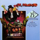 dr. demento - 25th anniversary collection CD 2-discs 1995 rhino 36 tracks used mint