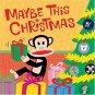 maybe this christmas - various artists CD 2002 nettwerk 13 tracks used mint