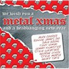 we wish you a metal christmas - various artists CD 2008 armoury 12 tracks used mint