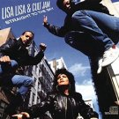 lisa lisa & cult jam - straight to the sky CD 1989 CBS 12 tracks used mint