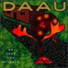 daau - we need new animals CD 1998 sony 11 tracks used