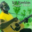 ted hawkins - happy hour CD 1993 rounder 12 tracks used mint