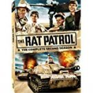 rat patrol - complete second season DVD 3-discs 2009 MGM used mint