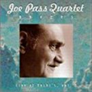 joe pass quartet - nuages live at iota's vol.2 CD 1997 pablo fantasy 9 tracks used mint