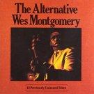 wes montgomery - the alternative CD 1989 fantasy milestone 12 tracks used mint