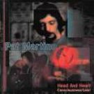 pat martino - head and heart - consciousness / live CD 2-discs 1997 32 jazz used mint