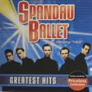 "spandau ballet featuring ""true"" - greatest hits CD 2004 collectables 10 tracks used mint"