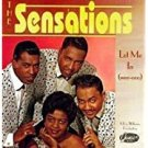 sensations - let me in (wee-ooo) CD 28 tracks used mint