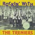 rockin' with the treniers CD 1995 kings of the rhythm K.O.N. publishing 27 tracks used mint